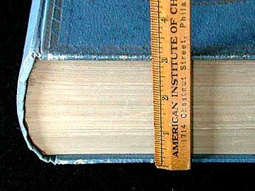 how to photograph thick books alternate uses for bookends page 1